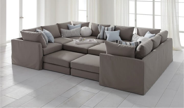 most comfortable couch 6 - Most Comfortable Couch for a Luxurious Lifestyle