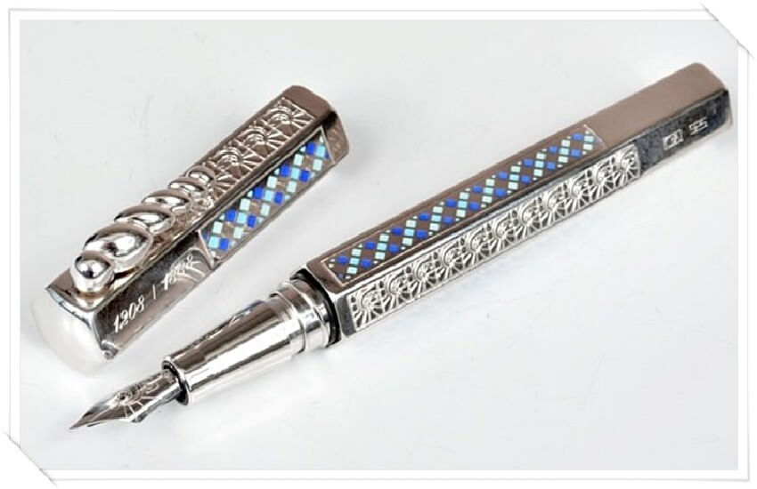 Most Expensive Pen 1 - Most Expensive Pen in the World -- the Royal Choice