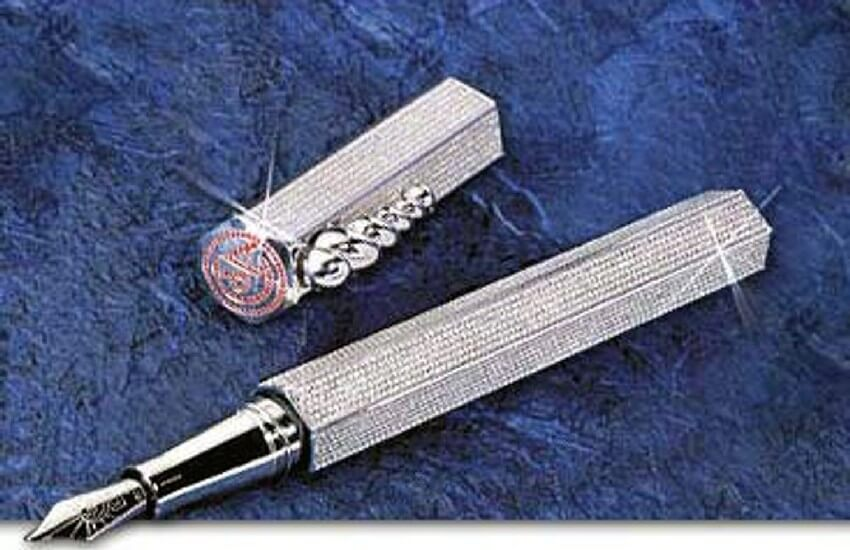 Most Expensive Pen 2 - Most Expensive Pen in the World -- the Royal Choice
