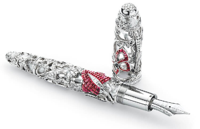 Most Expensive Pen 6 - Most Expensive Pen in the World -- the Royal Choice