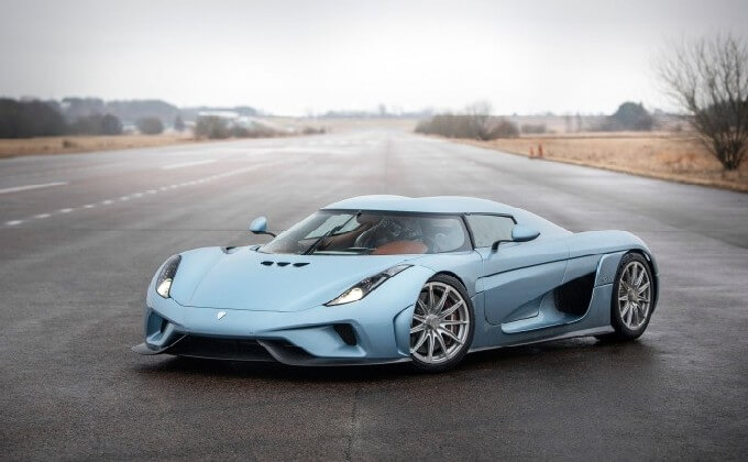 most expensive car in the world 4 - Most Expensive Car in the World -- A Luxurious Vehicle