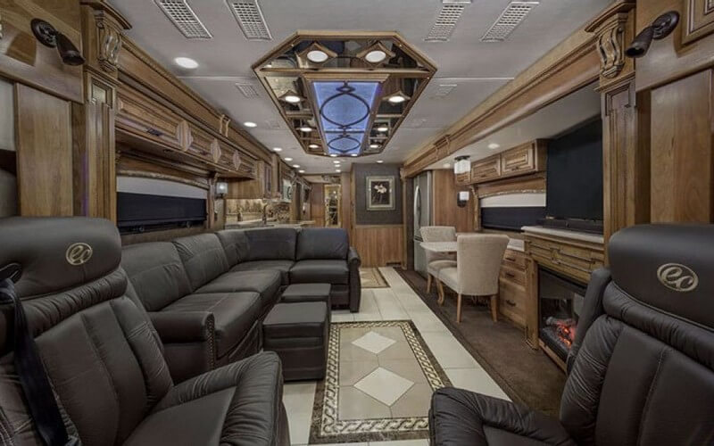 Most Expensive Rv In The World Thelistli