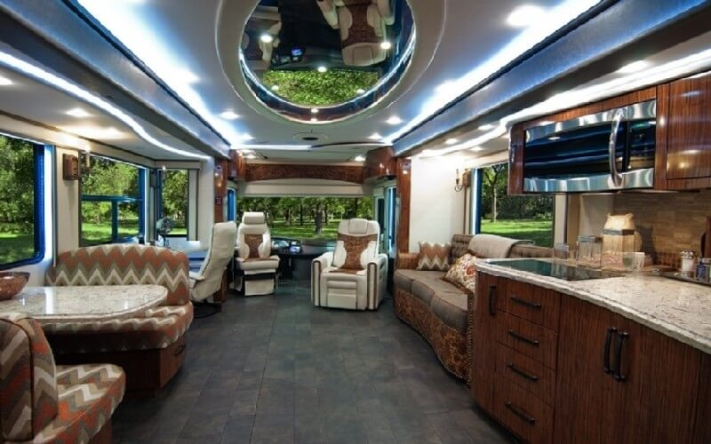 Top 10 Most Expensive Rv In The World Thelistli