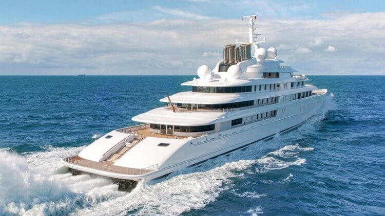 Azzam - Most Expensive Yacht in the World