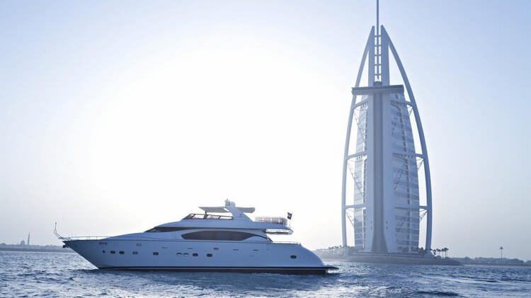 Dubai - Most Expensive Yacht in the World