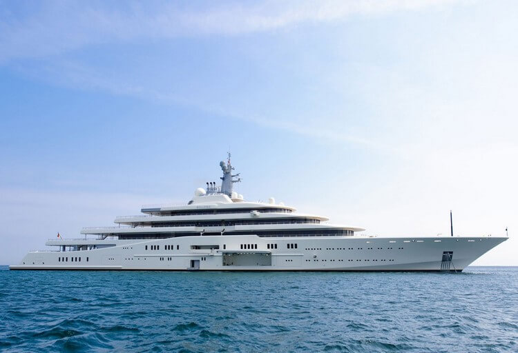 Eclipse - Most Expensive Yacht in the World
