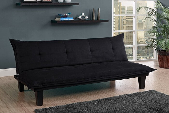 Most Comfortable Futon 4 In The World Top Rated Futons Sleeper