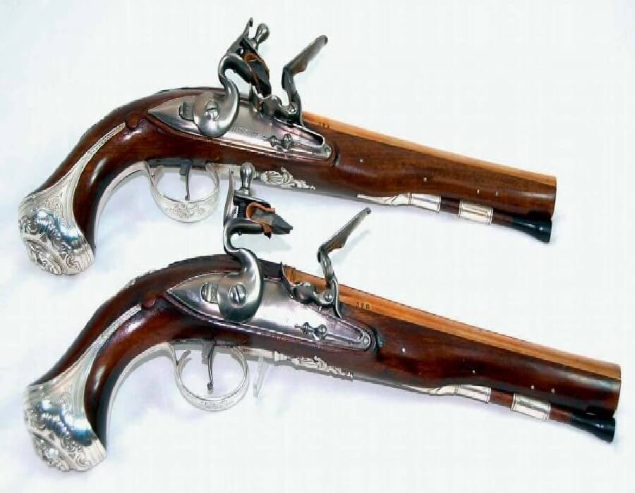 Most Expensive Gun 3 1 - Most Expensive Gun in the World