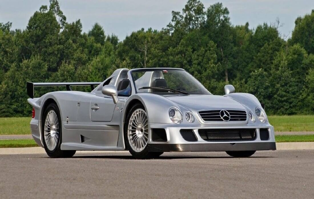 Costliest Car In The World >> Most Expensive Mercedes in the World - Thelistli