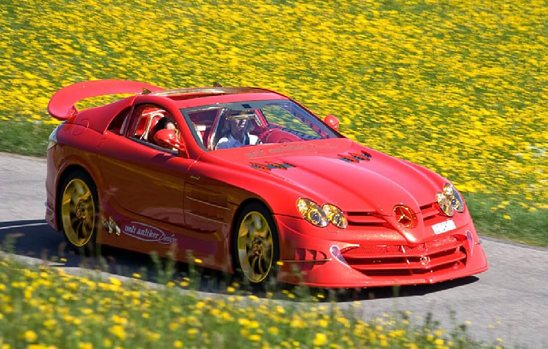 Most Expensive Mercedes In The World Thelistli