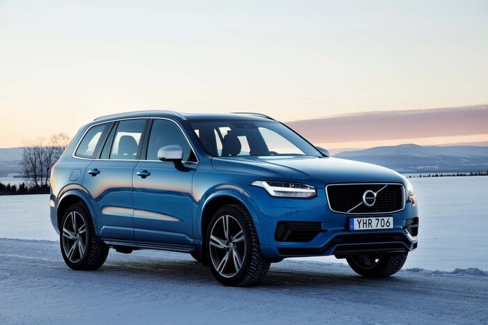 most co 8 - Most Comfortable SUVs in the World - Best SUVs for Long Trips