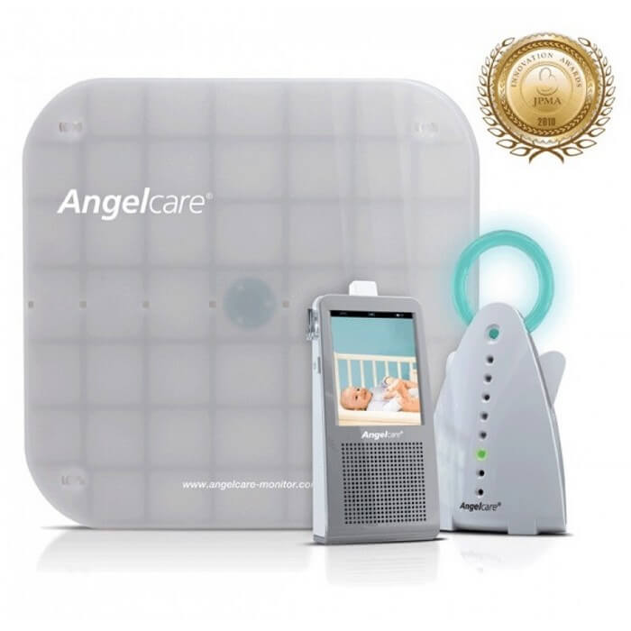 Angelcare AC1100 Video Movement and Sound Monitor - Best Baby Monitor Cameras