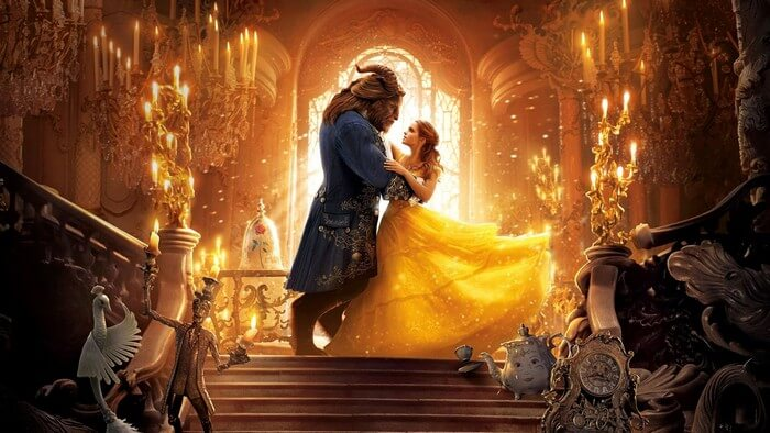 Beauty and the Beast - Top Fantasy Movies 2020