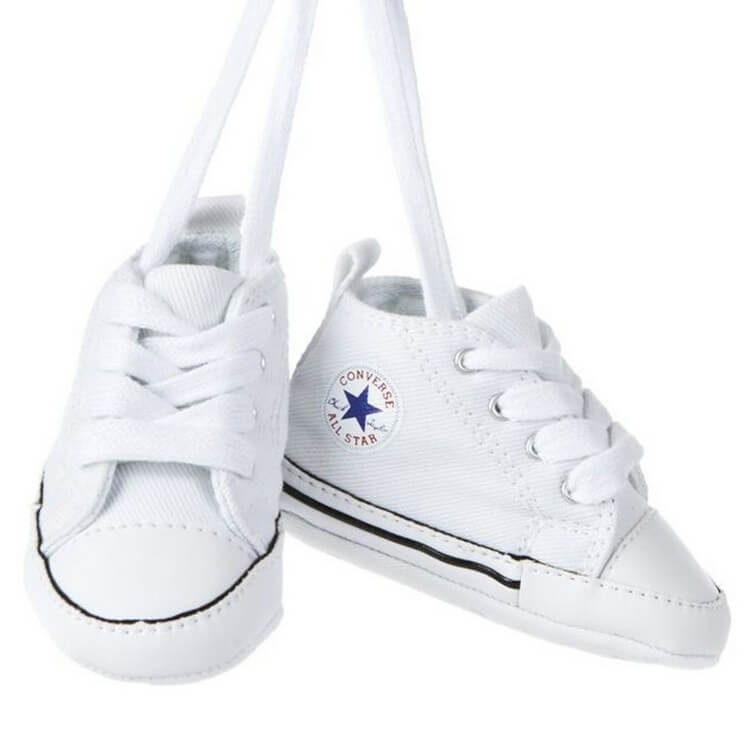 Converse Chuck Taylor First Star - Baby Walker Shoes