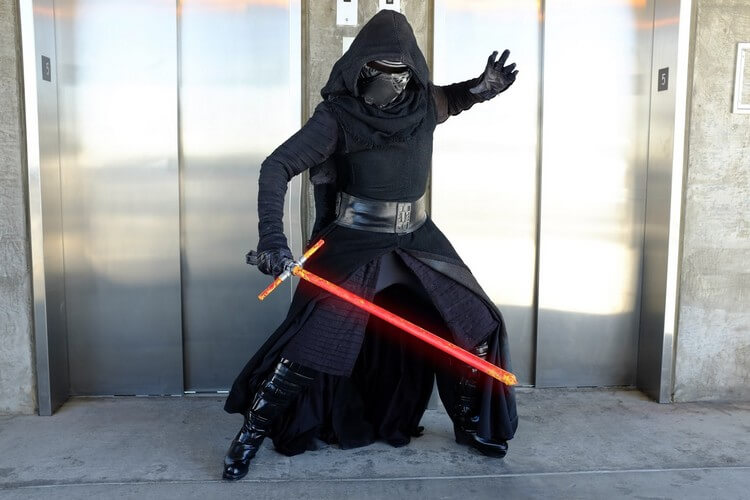 Kylo Ren Costume - Halloween Costumes Ideas for Adults