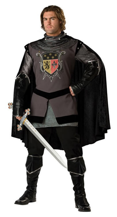 Medieval Knight - Halloween Costumes Ideas for Adults