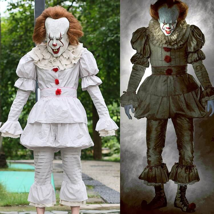 Pennywise the Clown - Halloween Costumes Ideas for Adults