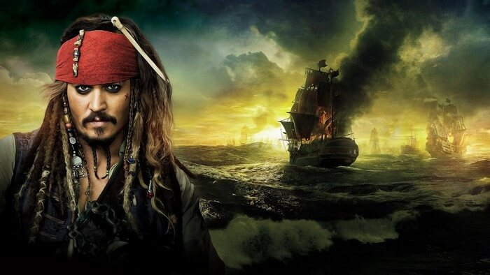 Pirates of Caribbean Dead Men Tell No Tales - Top Fantasy Movies 2020