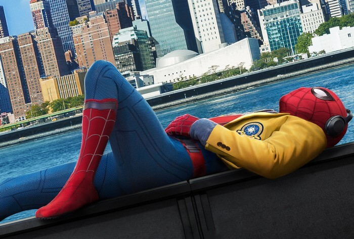 Spider Man Homecoming - Top Fantasy Movies 2020