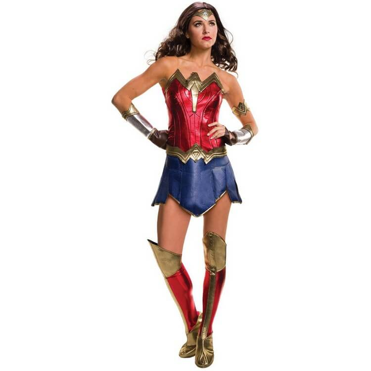 Wonder Woman Costume - Halloween Costumes Ideas for Adults