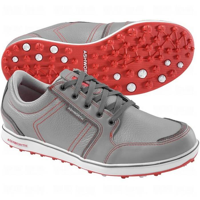 ashworth - Most Comfortable Golf Shoes 2021 - Best Spikeless Golf Shoes