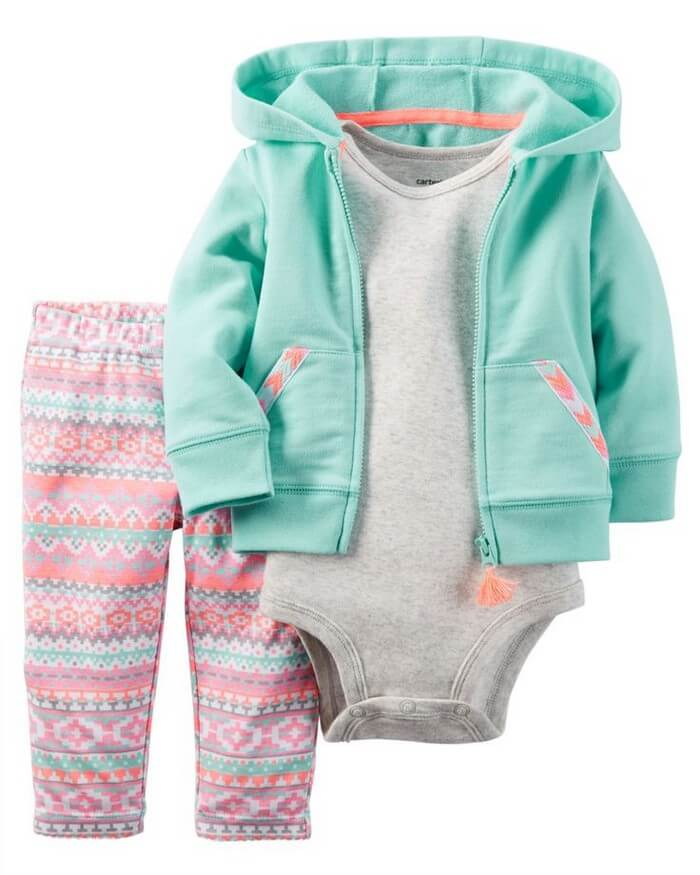 baby girl clothes 4 - Baby Girl Clothes Guideline