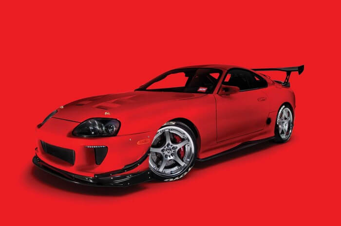 top secret supra 3 - Top Secret Supra in the World