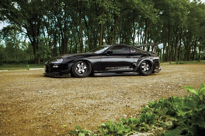 top secret supra 5 - Top Secret Supra in the World