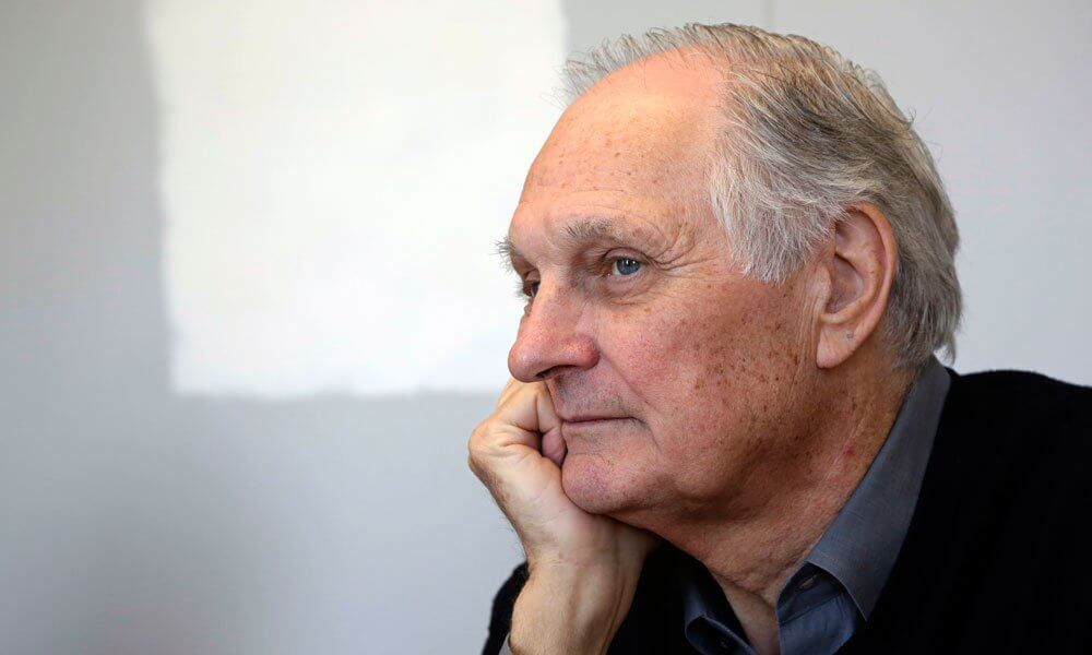 Alda - Alan Alda Net Worth