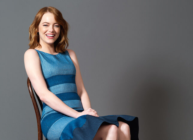 emma stone ryan gosling la la land2 - Emma Stone Net Worth