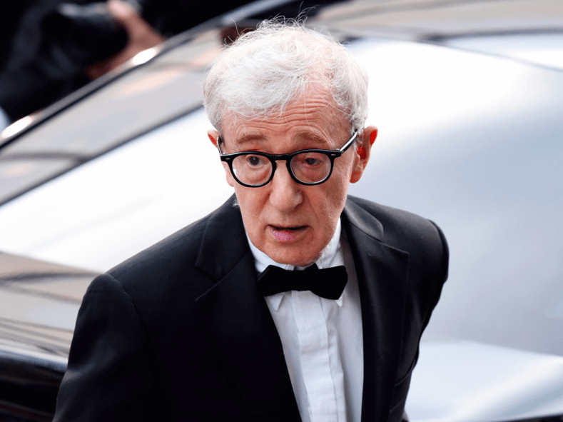 woody allen says hes not affected by rape allegations against him i never think about it - Woody Allen Net Worth
