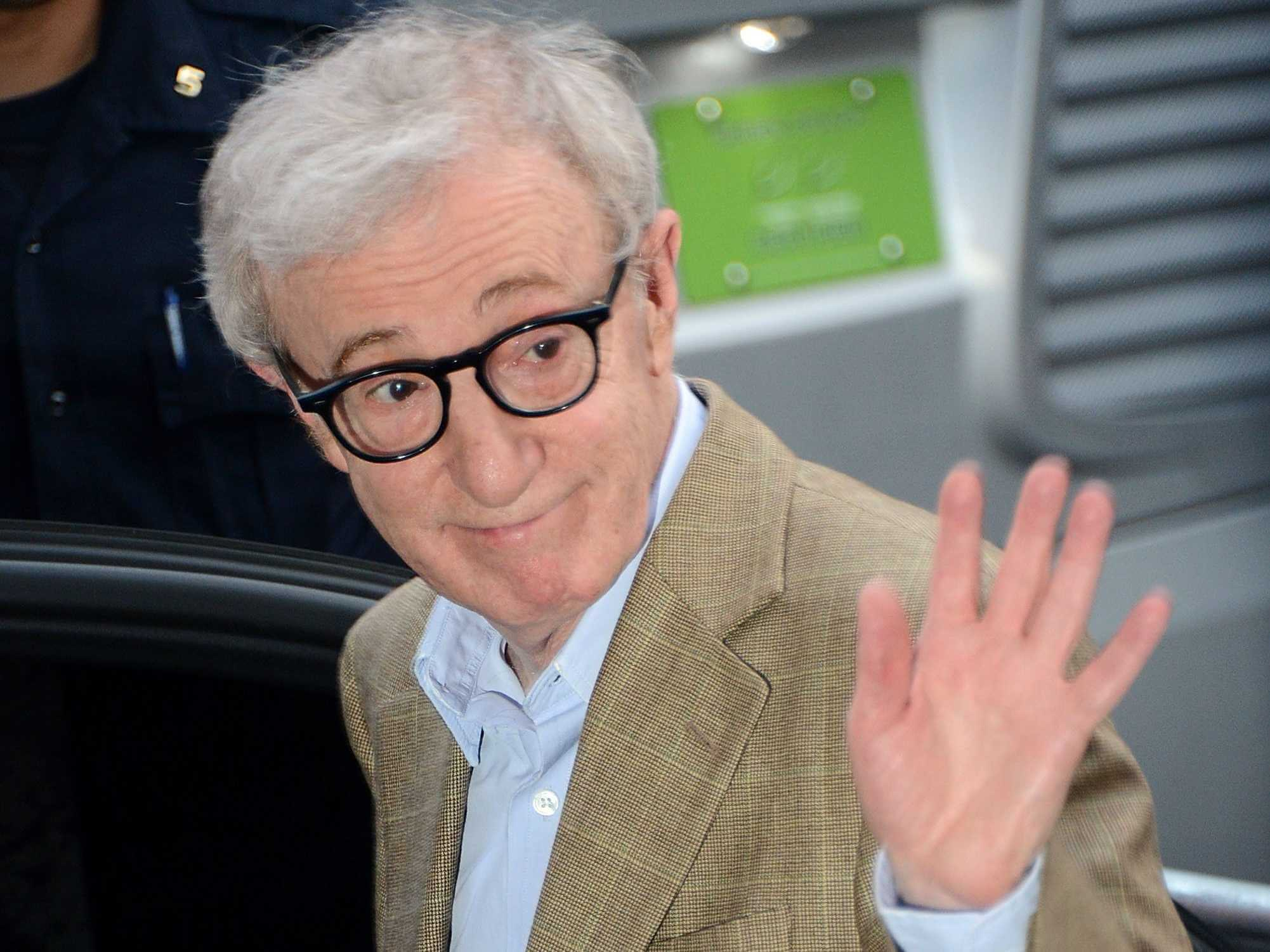 woody allen will create his first ever tv series for amazon - Woody Allen Net Worth