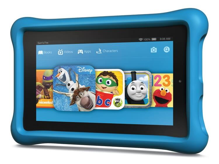 Amazon Fire Kids Edition - Best Gifts for 5 Year Old Girls: Best Gift Ideas for Your Princess