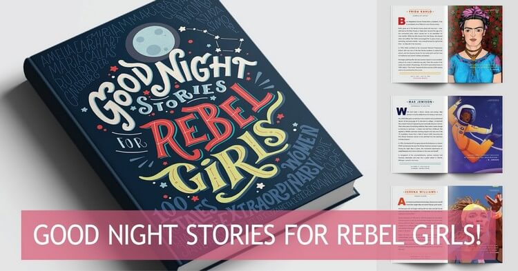 Goodnight Stories for the Rebel Girls - Best Gifts for 5 Year Old Girls: Best Gift Ideas for Your Princess