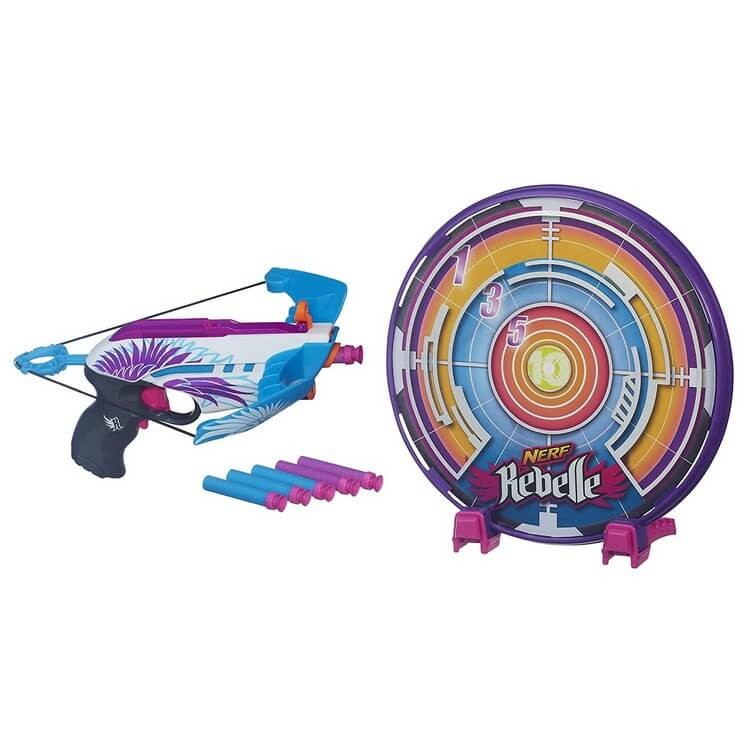 N Strike Elite Precision Target Set by Nerf - Best Toys for 8 Year Old Boy to Gift him on Birthday