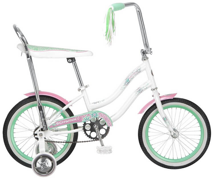 Schwinn Girl's Jasmine 16 inch Bicycle - Best Gifts for 5 Year Old Girls: Best Gift Ideas for Your Princess