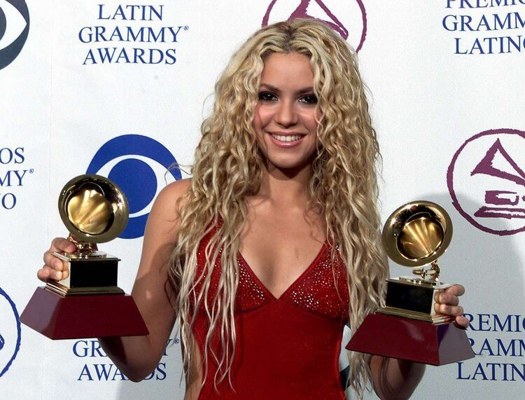 awards 1 - Shakira Net Worth - How Wealthy is Shakira Now?