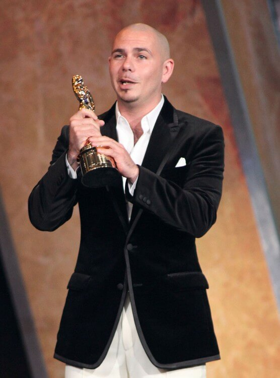 awards 5 - Pitbull Net Worth