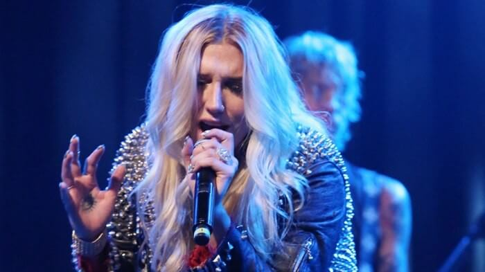 kesha net worth 5 - Kesha Net Worth - How much Wealthy She is in 2020?