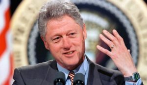 Bill Clinton 300x175 - Richest Presidents in the US History of the World