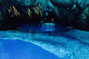 Blue Cave Croatia 300x200 - Best Places for Swimming in the World -- Natural Pools