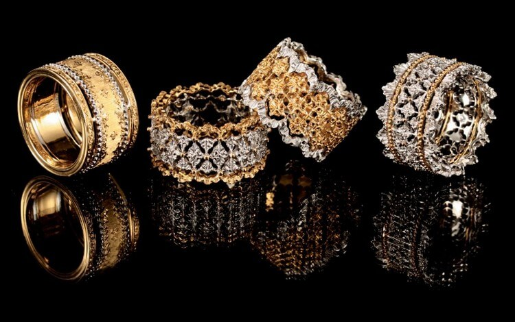 Buccellati - Most Expensive Jewelry Brands in the World: Best Jewelry Brand