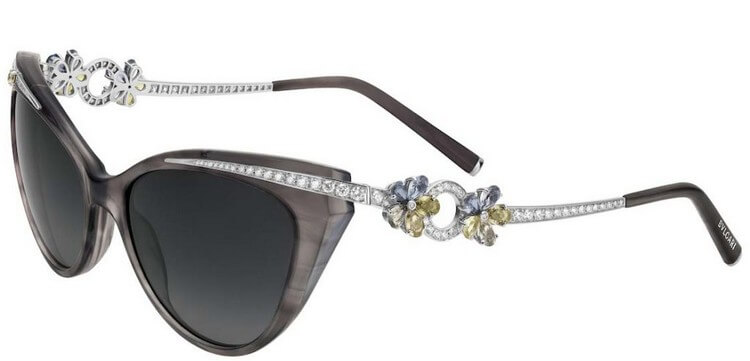 Bulgari Flora Sunglasses 59000 - Top 8 Most Expensive Glasses in the World