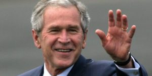 George W Bush 300x150 - Richest Presidents in the US History of the World
