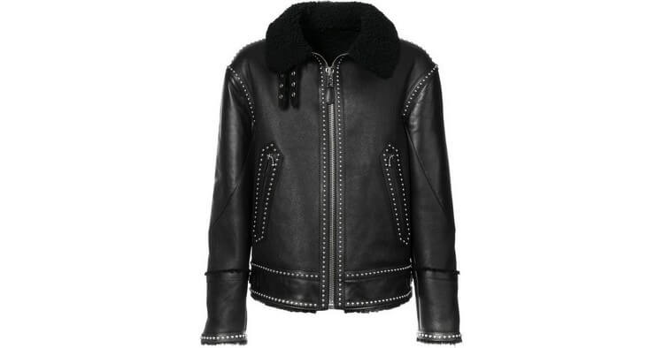 Givenchy Studded Biker Jacket - Top Most Expensive Jackets in the World -- For Men