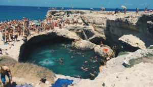 Grotta Della Poesia Italy 300x171 - Best Places for Swimming in the World -- Natural Pools
