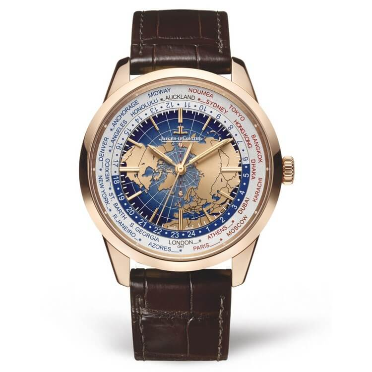 Jaeger LeCoultre - Most Luxurious Watch Brands around the World