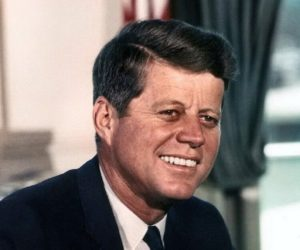 John F. Kennedy 300x250 - Richest Presidents in the US History of the World