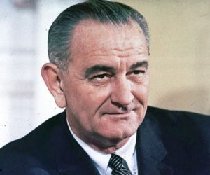 Lyndon Baines Johnson 300x250 - Richest Presidents in the US History of the World