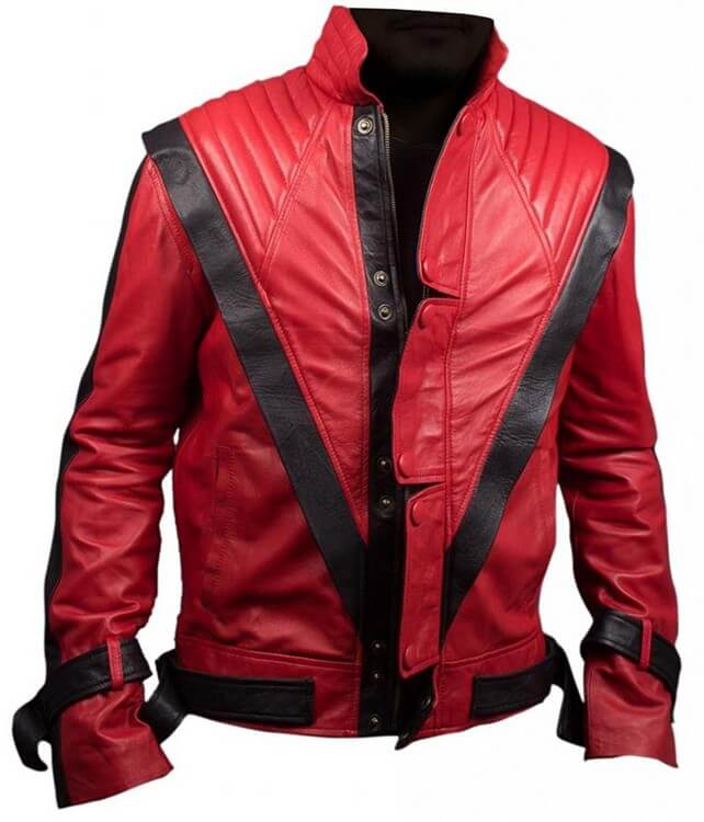 Michael Jackon's Thriller Jacket - Top Most Expensive Jackets in the World -- For Men